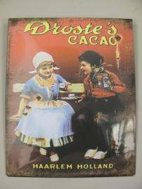 Droste's Cacao H.25x20cm