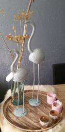 Brocante vintage Struisvogel