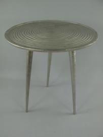 tafel bijzettafel aluminium