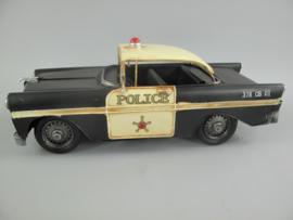 Auto antiek look police