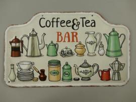 Wandbord Caffee
