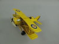 Vliegtuig Geel   Aircraft