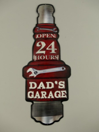 Dad'Garage bord