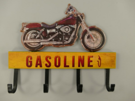 Wandhaak Gasoline motor