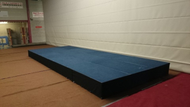 Huur Podium indoor / Catwalk indoor