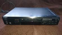 Sony minidisc speler MDS-JE520 met afstand bediening