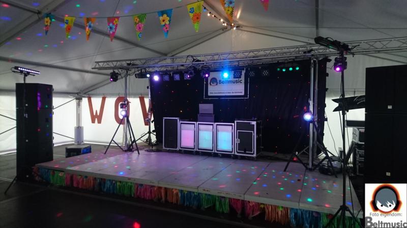 Huur grote disco (klik op foto voor info)
