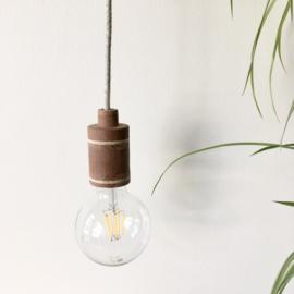 Mooi.Lamp - ROSI - houten fitting