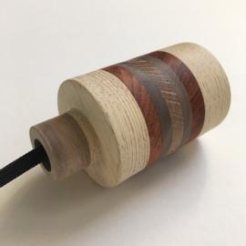 Mooi.Lamp - MAY - houten fitting