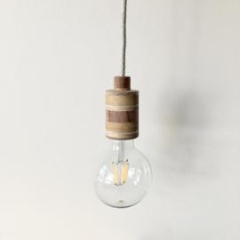 Mooi.Lamp - HIRA - houten fitting