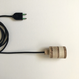 Mooi.Lamp - HAVIK - houten fitting