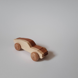 Houto Wild Paard - houten speelgoedauto