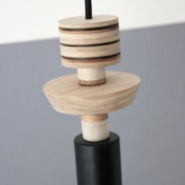 MOOI.LAMP - BIEK - houten hanglamp
