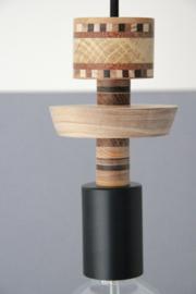 MOOI.LAMP - KOBE - houten hanglamp