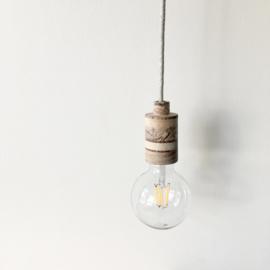 Mooi.Lamp - LOU - houten fitting