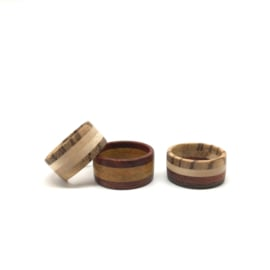 CUSTOM MADE HOUTEN RING 10 MM