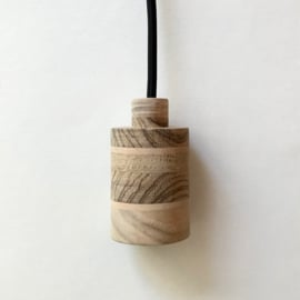 Houten lamp - fitting Hazel