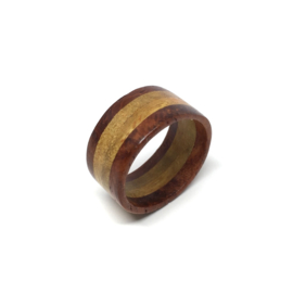 Houten Ring - Movingui Padoek