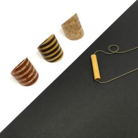 Houten Ring - Bamboe
