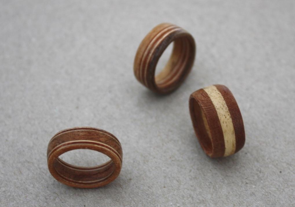 Creatieve workshop houten sieraden fitting ring doosje Modekwartier Arnhem
