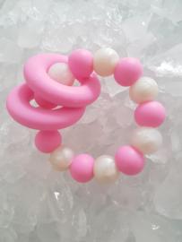 Bijtring | ICE Pink