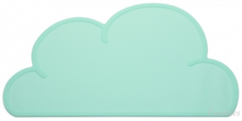 Placemat wolk | Mint