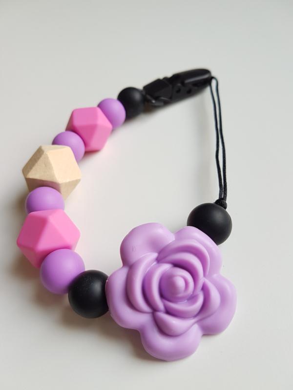 Speenkoord | Rose Purple