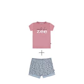 Short  Animal & T-shirt Zee