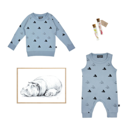 Twinning Gift Set Faded Denim - select your favourites - from €40,-
