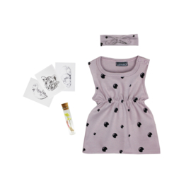 Maternity Gift Set - Dress up Purple Dove, select your favourites - from €29,-