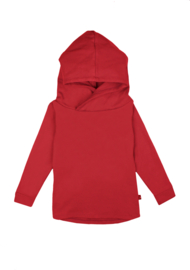 Hoodie Nomad - rood