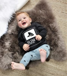 Newborn Set Faded Denim with lifestyle item of your choice - from €19,50