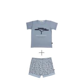 Short  Animal & T-shirt Pino