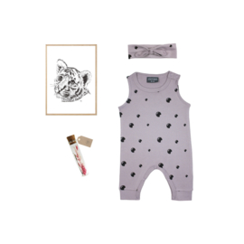 Maternity Gift Package Purple Dove - select your favourites -  from €27,-
