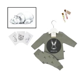 Newborn Setje Olive met lifestyle item naar keuze - vanaf €16,-