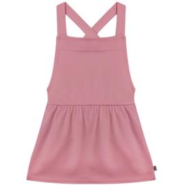 salopette jurk pink
