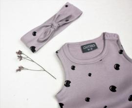 Summer Dress Purple Dove