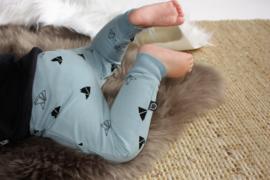 Newborn broeken set
