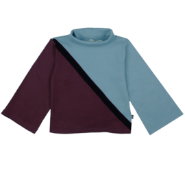 Turtleneck Colourblock