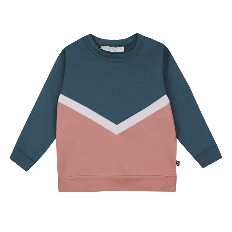 Sweater Colourblock