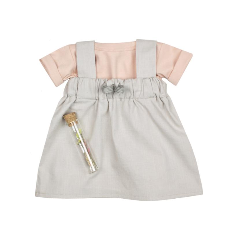 Baby Dress Linnen