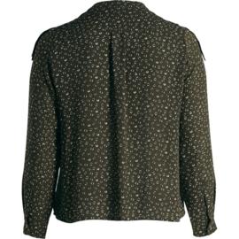 Zoey blouse met print