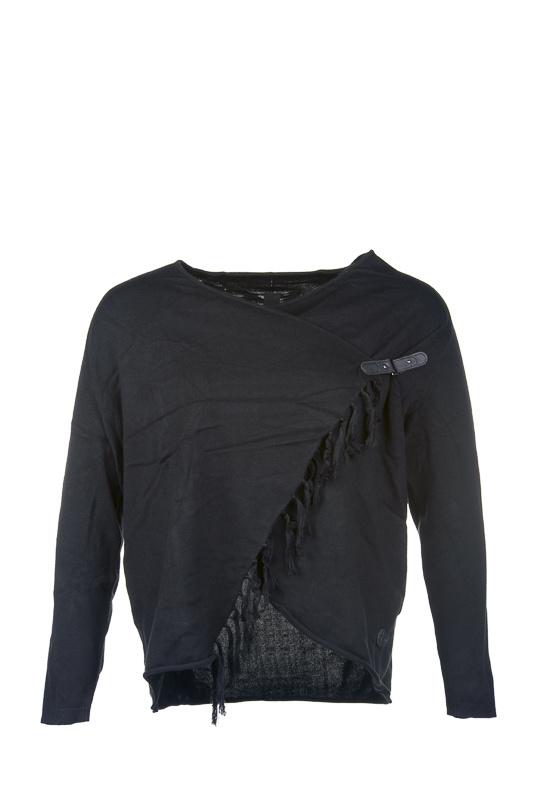 Adia Vest open of dicht te dragen