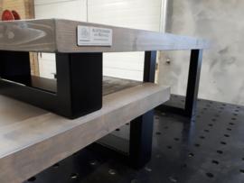 TV-meubel vurenhout