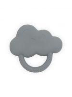 Bijtring Leaves - Cloud Grey - Jollein