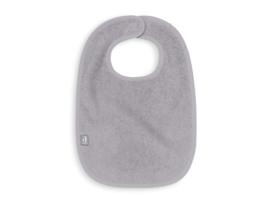 Badstof slabber - Grey -Jollein