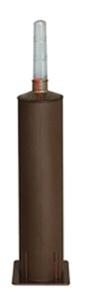 Watermeter  standaard 21 cm