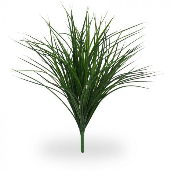 Kunst Bamboe Grasplant boeket 25 cm