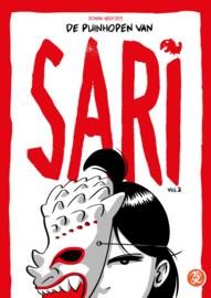 De Puinhopen van Sari, vol. 2 (nog niet verschenen)