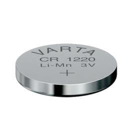 Varta Lithium knoopcel CR1220 3 Volt 6220
